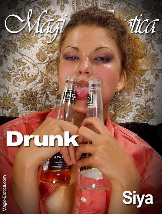 Siya - `Drunk` - by Luis Durante for MAGIC-EROTICA