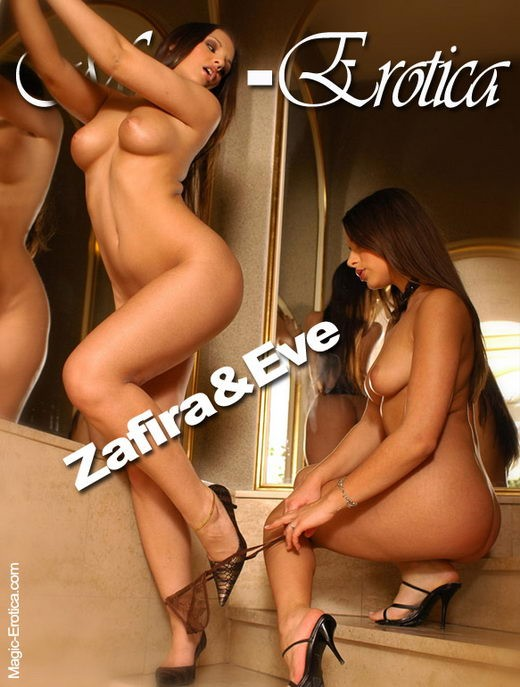 Zafira & Eve - `Zafira & Eve` - by Luis Durante for MAGIC-EROTICA