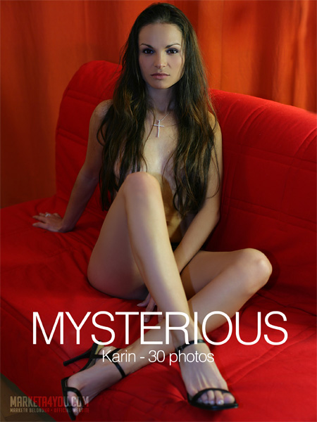 Karin - `Mysterious` - for MARKETA4YOU