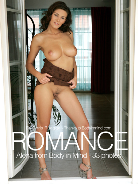 Alena - `Romance` - by Chris Rugge for MARKETA4YOU