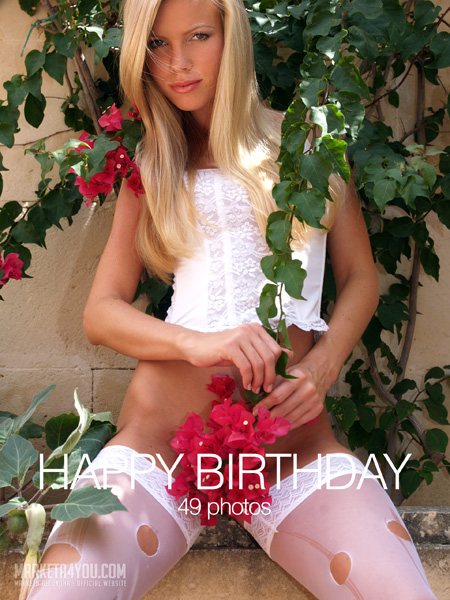 Marketa - `Happy Birthday` - for MARKETA4YOU