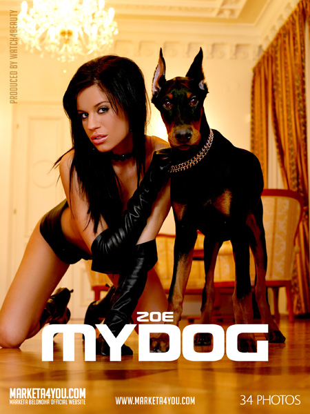 Zoe - `My Dog` - for MARKETA4YOU