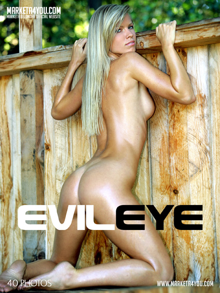 Marketa - `Evil Eye` - for MARKETA4YOU