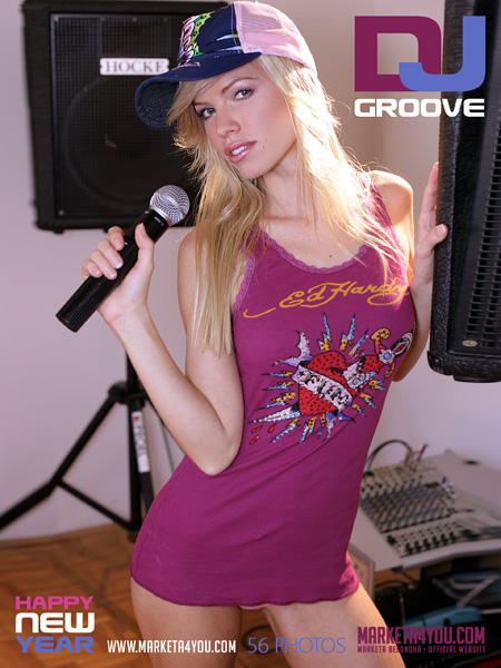 Marketa - `DJ Groove` - for MARKETA4YOU
