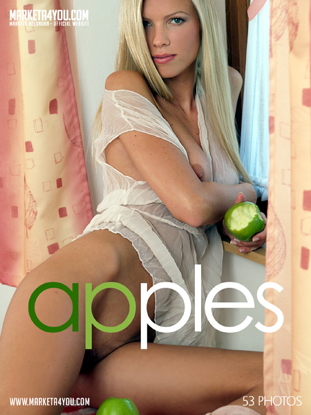 Marketa - `Apples` - for MARKETA4YOU