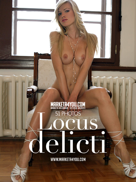 Marketa - `Locus Delicti` - for MARKETA4YOU