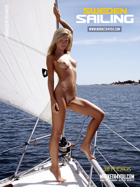 Marketa - `Sweden Sailing` - for MARKETA4YOU