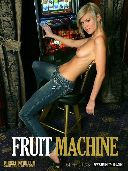 Marketa - `Fruit Machine` - for MARKETA4YOU