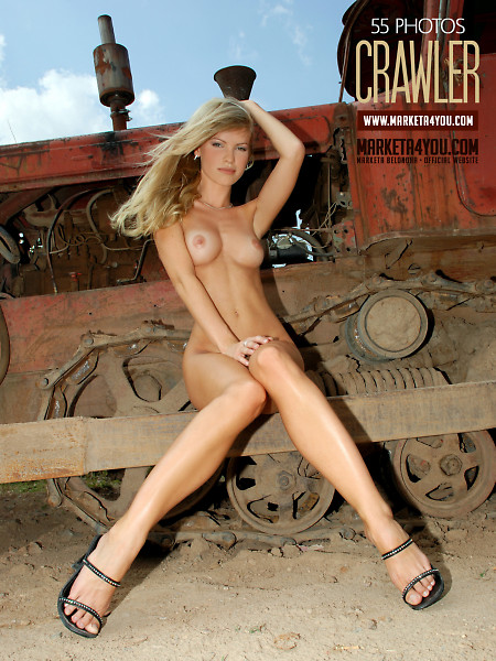 Marketa Belonoha - `Crawler` - for MARKETA4YOU