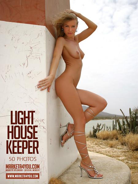 Marketa Belonoha - `Lighthousekeeper` - for MARKETA4YOU