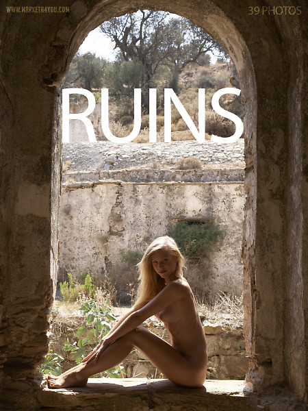 Marketa Belonoha - `Ruins` - for MARKETA4YOU