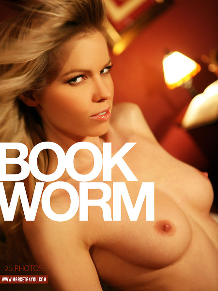 Marketa Belonoha - `Book Worm` - for MARKETA4YOU