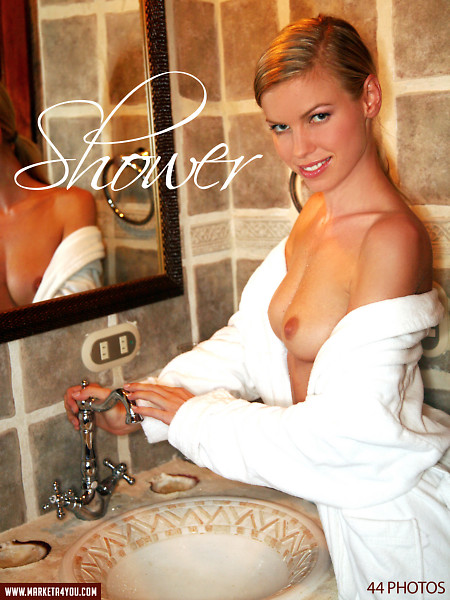 Marketa Belonoha - `Shower` - for MARKETA4YOU