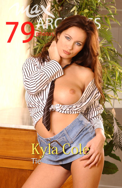 Kyla Cole - `Tie` - by Max Iannucci for MAXARCHIVES