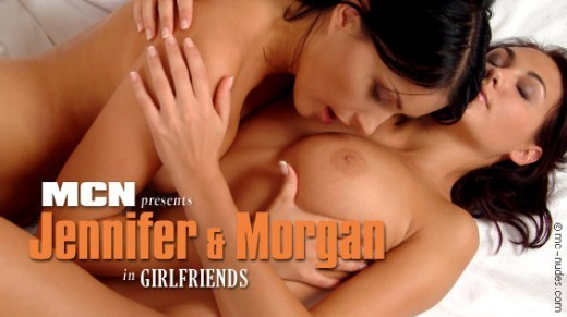 Jennifer & Morgan - `Girlfriends` - for MC-NUDES VIDEO