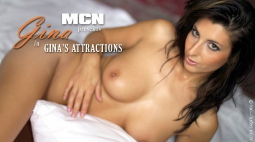 Gina - `Gina's Attractions` - for MC-NUDES VIDEO