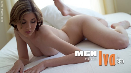 Iva - `In Bed` - for MC-NUDES VIDEO