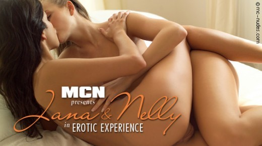 Jana & Nelly - `Erotic Experience` - for MC-NUDES VIDEO