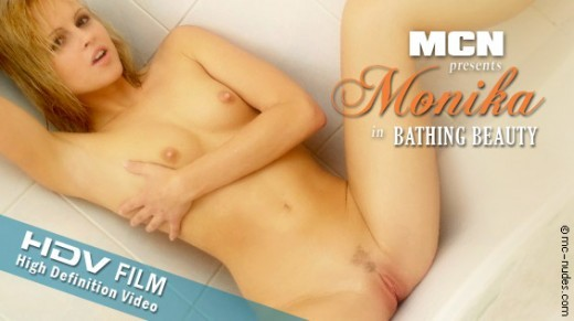 Monika - `Bathing Beauty` - for MC-NUDES VIDEO