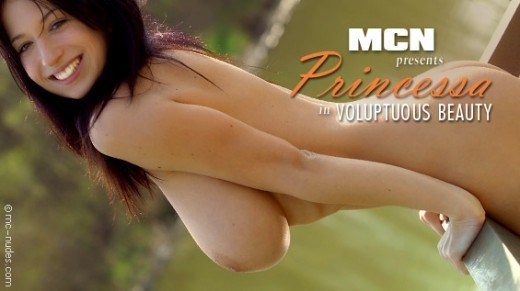 Princessa - `Voluptuous Beauty` - for MC-NUDES VIDEO