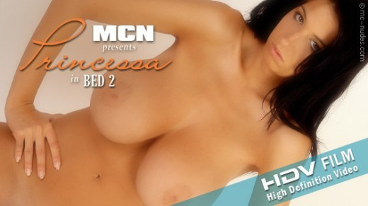 Princessa in Bed 2 video from MC-NUDES VIDEO