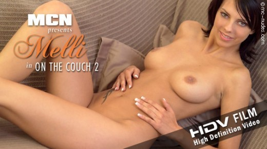 Melli - `On The Couch 2` - for MC-NUDES VIDEO