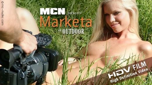 Marketa - `Outdoor` - for MC-NUDES VIDEO