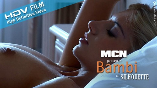 Bambi - `Silhouette` - for MC-NUDES VIDEO