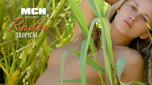 Radka - `Tropical` - for MC-NUDES VIDEO