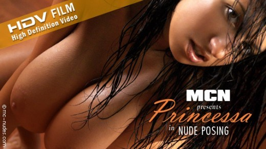 Princessa - `Nude Posing` - for MC-NUDES VIDEO
