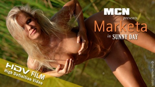 Marketa - `Sunny Day` - for MC-NUDES VIDEO