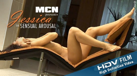 Jessica - `Sensual Arousal` - for MC-NUDES VIDEO