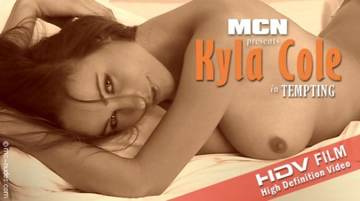 Kyla Cole - `Tempting` - for MC-NUDES VIDEO