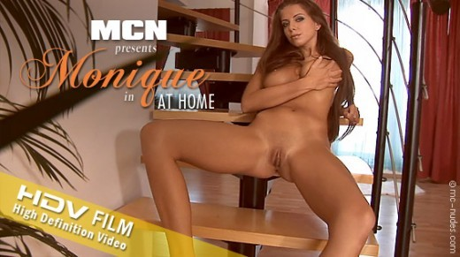 Monique - `At Home` - for MC-NUDES VIDEO