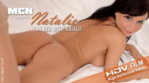 Natalie - `In Bed With Natalie` - for MC-NUDES VIDEO