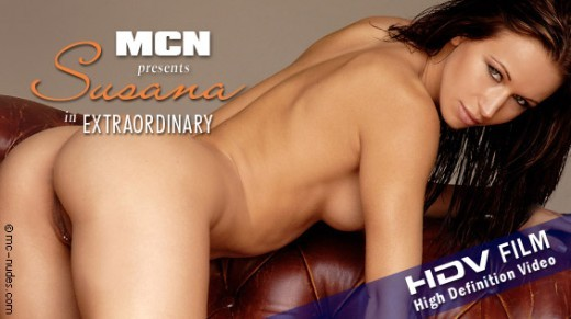 Susana - `Extraordinary` - for MC-NUDES VIDEO