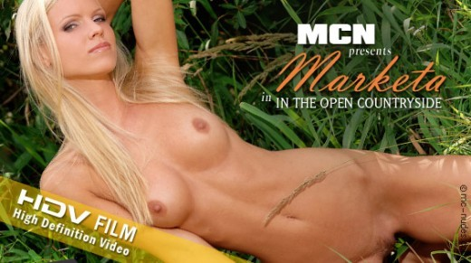 Marketa - `In The Open Countryside` - for MC-NUDES VIDEO