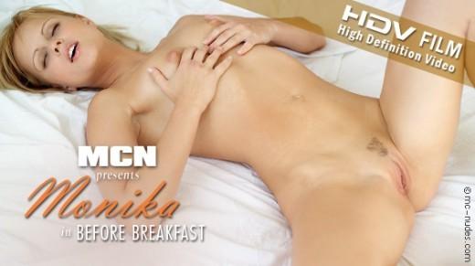 Monika - `Before Breakfast` - for MC-NUDES VIDEO