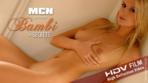 Bambi - `Secrets` - for MC-NUDES VIDEO