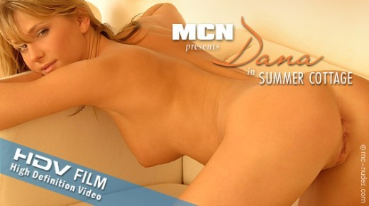 Dana - `Summer Cottage` - for MC-NUDES VIDEO