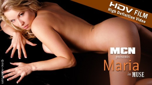 Maria - `Muse` - for MC-NUDES VIDEO