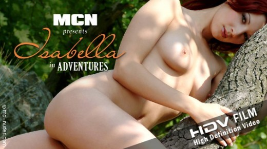 Isabella - `Adventures` - for MC-NUDES VIDEO