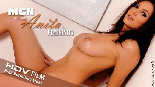 Anita - `Femininity` - for MC-NUDES VIDEO