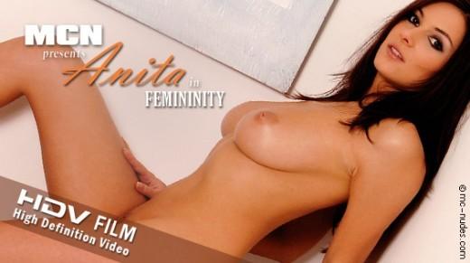 Anita - `Femininity` - for MC-NUDES VIDEO