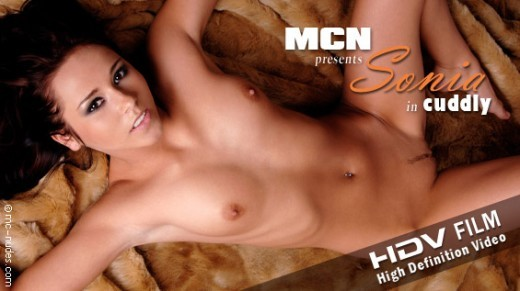 Sonia - `Cuddly` - for MC-NUDES VIDEO