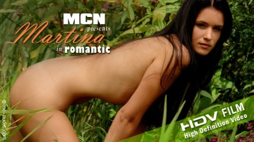 Martina - `Romantic` - for MC-NUDES VIDEO