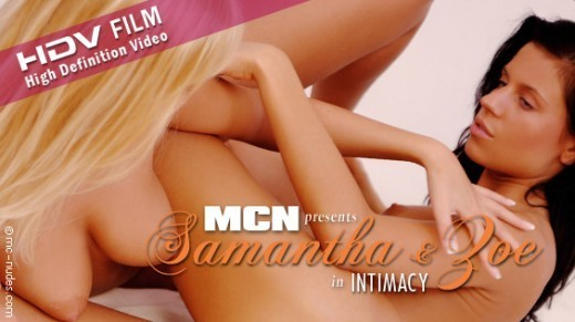 Samantha & Zoe - `Intimacy` - for MC-NUDES VIDEO