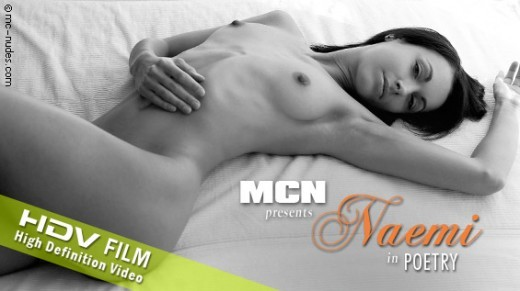 Naemi - `Poetry` - for MC-NUDES VIDEO