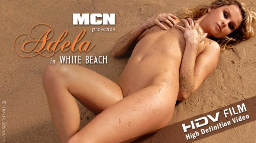 Adela - `White Beach` - for MC-NUDES VIDEO