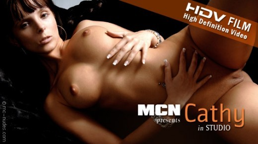 Cathy - `Studio` - for MC-NUDES VIDEO